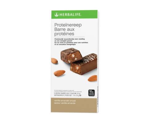 Proteinerepen vanille-amandel